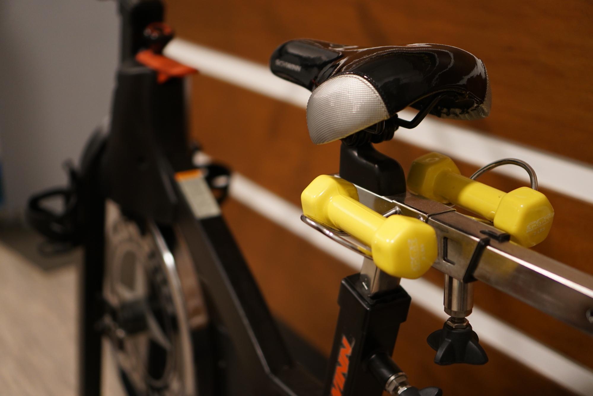 Schwinn Bikes at CycleHouse Indoor Cycling