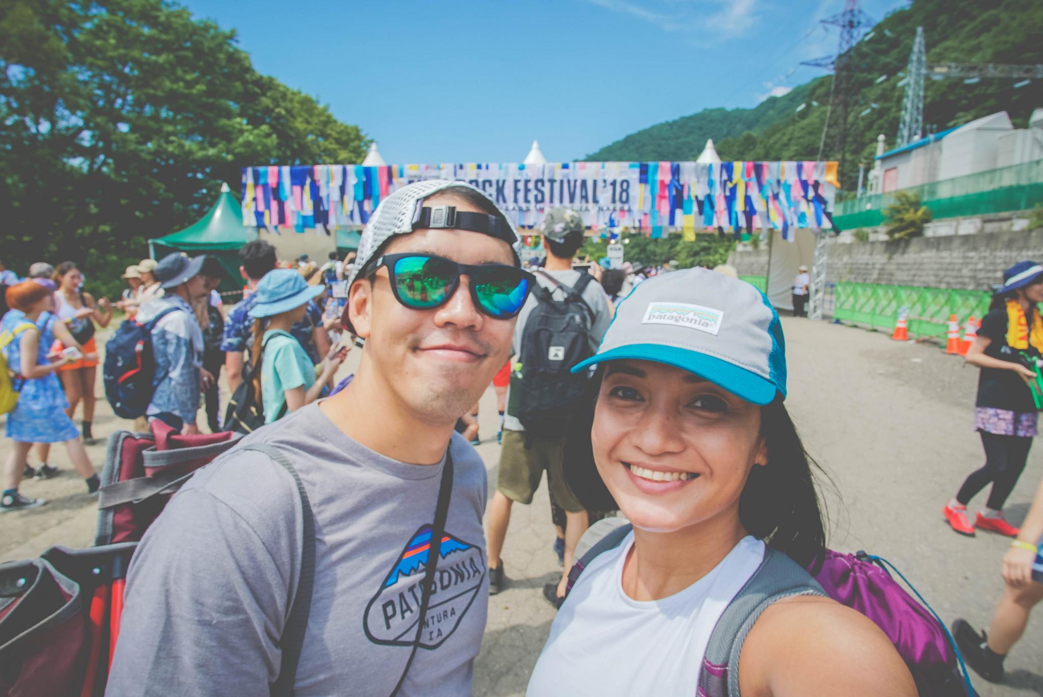 Fuji Rock 2018: Day 1